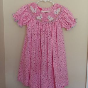 Claire & Charlie Easter Smock Dress